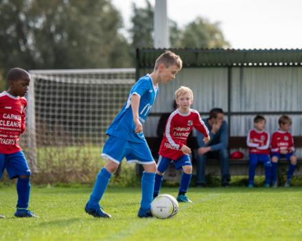 U9 zaterdag 12 oktober 2019 : Rangers Opdorp vs VKS Hamme-Zogge