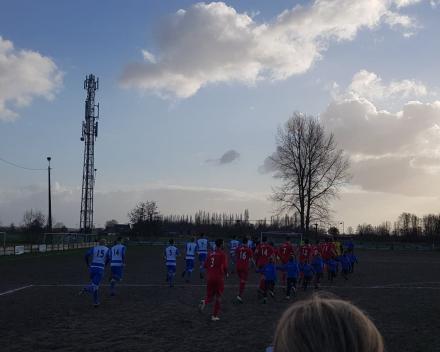 VKS Hamme-Zogge    -     KVK Robur  (zon 19/01/2020)