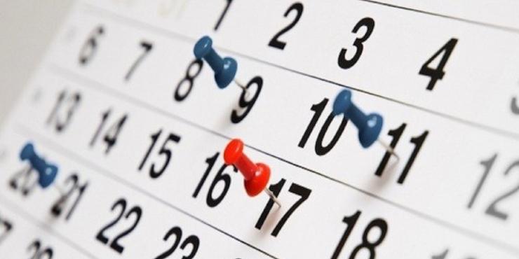 Kalender U11 - B
